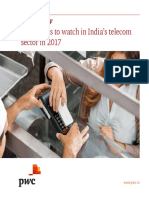 Pwc View Five Trends to Watch in Indias Telecom Sector in 2017