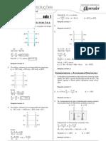 Física - Caderno de Resoluções - Apostila Volume 1 - Pré-Universitário - Física1 - Aula01