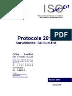 Protocole ISO Sud Est 2015