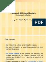 Sesiòn 6-A.- El Dinero y La Inflaciòn