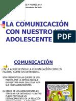 4 Como Comunicarse Con Los Hijos Adolescentes