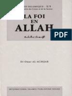 Al-Achqar Omar - La Foi Islamique