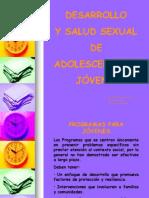 Desarrollo y Salud Sexual de Adolescentes y Jóvenes