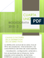Biogeografia IV.2015