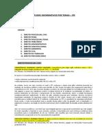 Estudos Informativos Por Temas – Stf