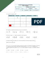 Matematicas 6° - CAC 2017 - Quiz 1 3P