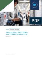 Sg Certified Platform Developer i
