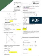 Física - Caderno de Resoluções - Apostila Volume 2 - Pré-Universitário - Física2 - Aula06