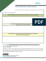 Anexo I Ficha de Analisis Disciplinar Para Equipo Directivo
