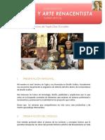 Curso de arte e historia renacentista - Guía didáctica