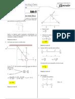 Física - Caderno de Resoluções - Apostila Volume 2 - Pré-Universitário - Física2 - Aula09