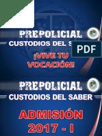 Presentacion Postulacion 2017-1