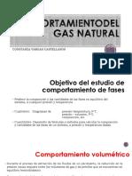Clase 3. Comportamiento de Fases Del Gas Natural
