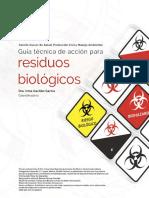 Guía Técnica de Acción Para Residuos Biológicos - UNAM