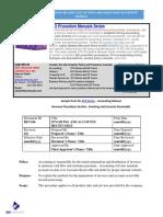Bizmanualz CFO Policies and Procedures Series Sample