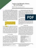 JSTE2 Philosophy of Science Card Exchange 91