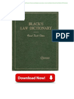 Black's-Law-Dictionary,-Definitions-of-the-Terms-and-Phrases-of-American-and-English-Jurisprudence,-Ancient-and-Modern-(Revised-Fourth-Edition)-PDF-Download.docx