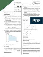 Física - Caderno de Resoluções - Apostila Volume 3 - Pré-Universitário - Física1 - Aula12
