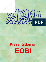 Role EOBI Labour Welfare PDF