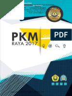 Panduan Pkm Raya 2017