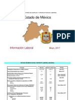 Perfil Estado de Mexico