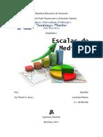 Escalas de Medicion (Monografía)