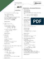 Física - Caderno de Resoluções - Apostila Volume 3 - Pré-Universitário - Física3 - Aula15