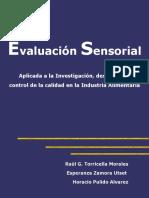 Libro de Analisis Sensorial Aplicado a La Investigacion