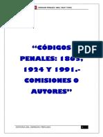 HISTORIA DE LOS CODIGOS PENALES EN EL PERU.docx
