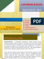 Case Report Nn. v Dengan Appendicitis Akut