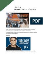 CONFERENCIA NEUROMARKETING – JÜRGEN KLARIC JESICA Y AUGUSTO.pdf