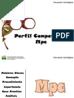 Matriz Perfil Competitivo (Mpc)