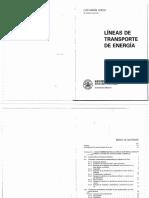 LIBRO Líneas de Trans de Energía - Luis María Checa - Ed. Marcombo COMPLETO