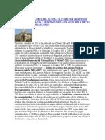 Tribunal Fiscal Declara Ilegal El Cobro de Arbitrios de Limpieza Publica y Serenazgo de Los Años 2001 a 2007 en El Distrito de Miraflores