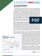 BMO report on stimulus