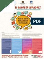 Poster Kompetisi Media Sosial