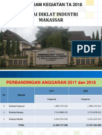 Program Kerja Bdi Mks 2018