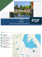 Hanoi Itinerary 3 Days