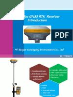 Hi-Target V90Plus GNSS RTK System