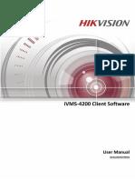 Manual Klientskeho Softveru Ivms 4200