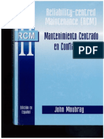 RCM II Moubray