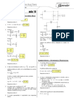 Física - Caderno de Resoluções - Apostila Volume 4 - Pré-Universitário - Física2 - Aula19