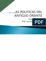 Pensamiento Político Del ANTIGUO ORIENTE
