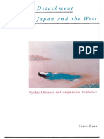 Steve Odin-Artistic Detachment in Japan and the West_ Psychic Distance in Comparative Aesthetics-University of Hawaii Press (2001)