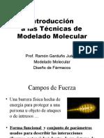 Tecnicas de Modelado Molecular