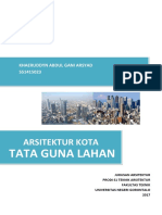 Tugas Arsitektur Kota