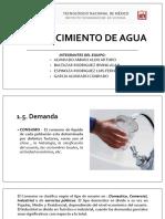 Abastecimiento de agua