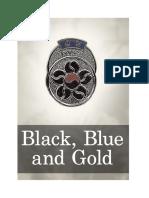 Black, Blue & Gold - Donkatsu - Copy