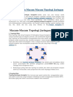 Pengertian Dan Macam Macam Topologi Jaringan Komputer.docx
