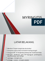 Journal Reading - Myringitis - Elisabeth Patty